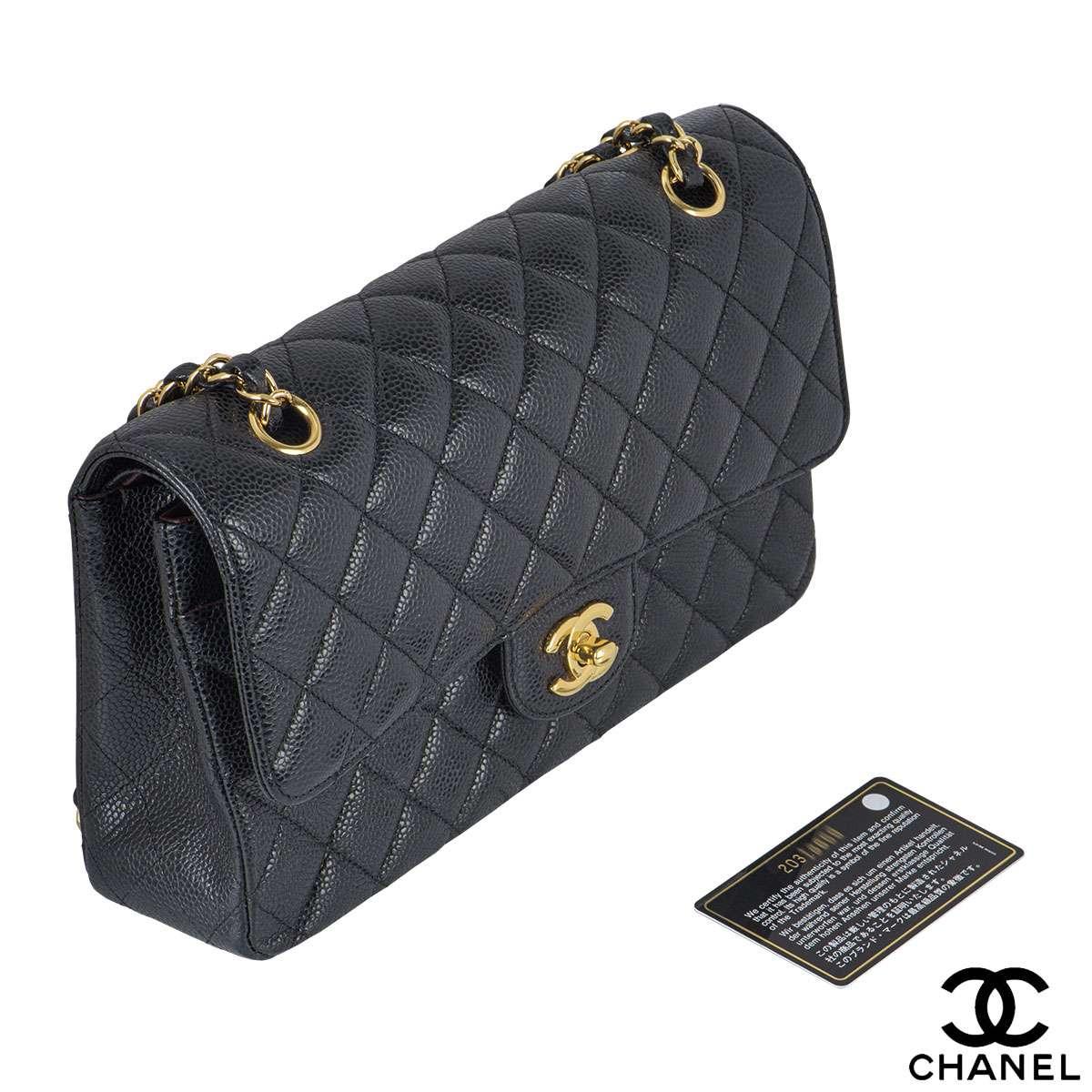 Chanel classic medium flap Handbag